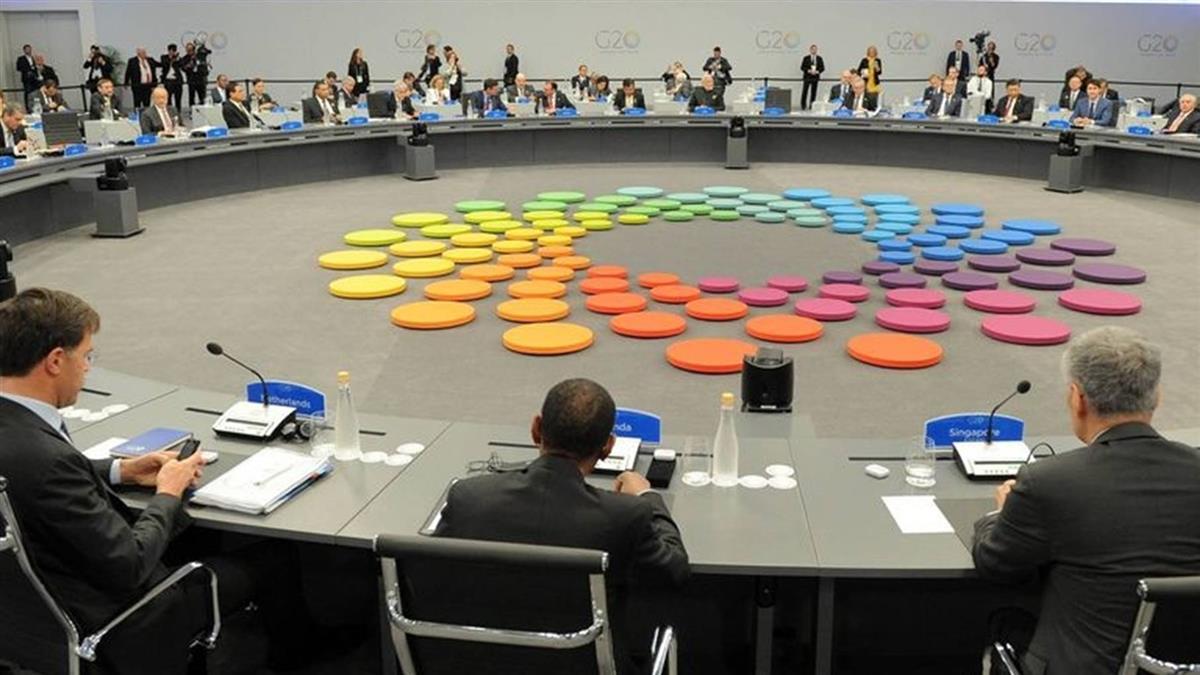 G20聲明坦承貿易體系有缺陷 白宮宣稱川普勝利