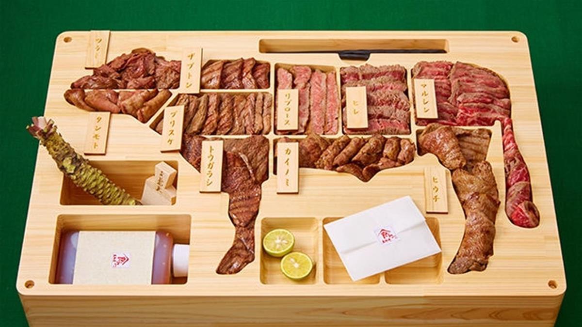 全球最貴!日本和牛便當賣「這價格」 獲世界紀錄認證