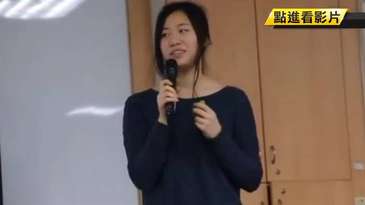 韓國瑜二女兒韓青曝光 氣質清新口才一級棒