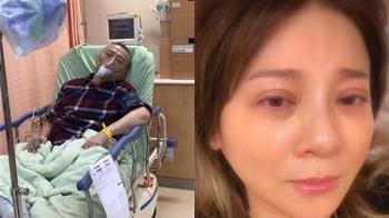 「哥哥」安迪不幸病逝! 王彩樺終於悲痛回應了