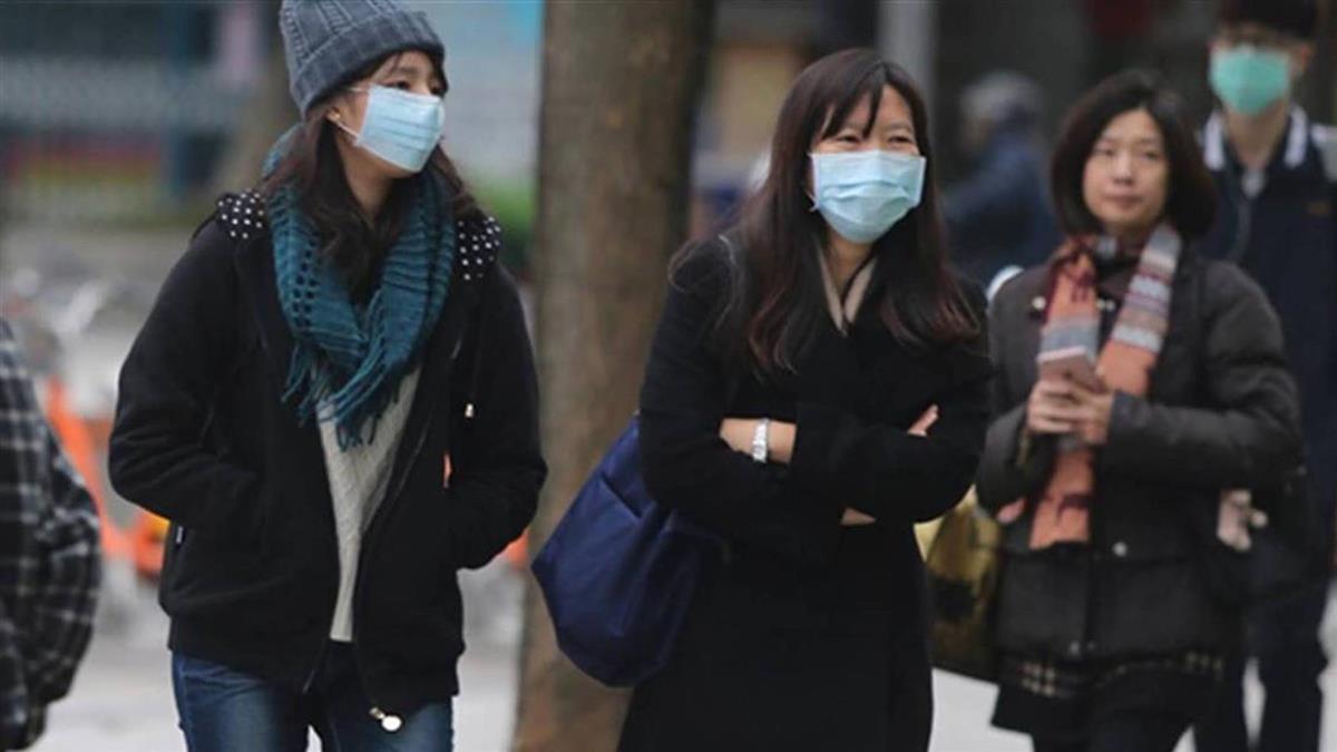 把握溫暖天氣!周三北台灣轉濕冷…高溫驟降8℃