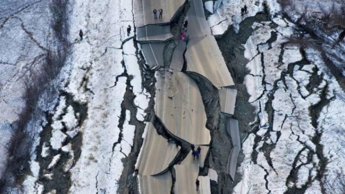 7.0強震無重大傷亡!阿拉斯加沒建物倒 關鍵原因曝光