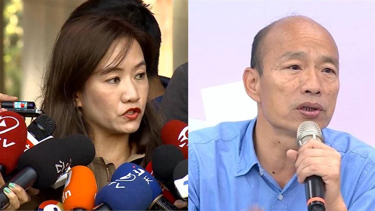 證實接任高雄市新聞局長 王淺秋:受韓感動