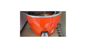 電鍋傳煮湯爆開 大同:應搭配原廠內鍋