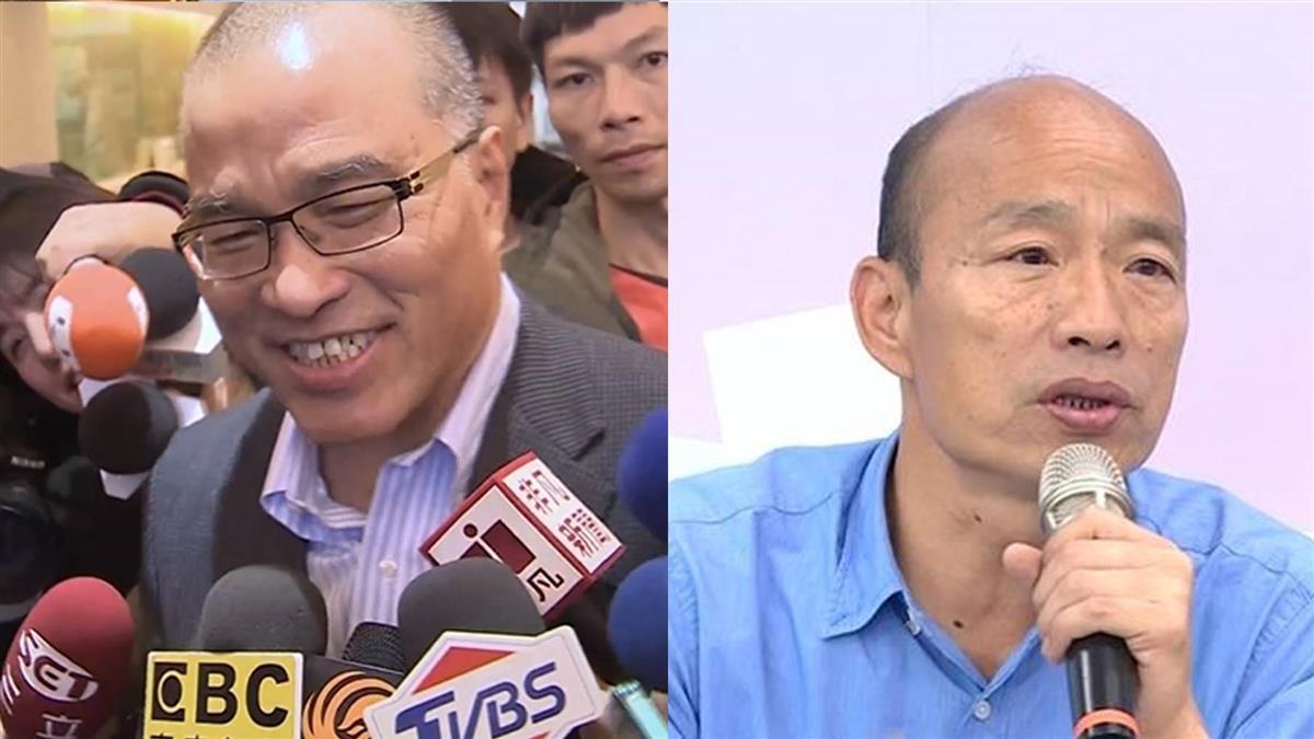 快訊/韓國瑜終於宣布高雄副市長人選!春節後接任