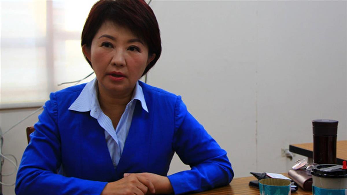 訪中華奧會 盧秀燕重申不放棄東亞青運