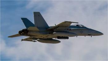 美國駐日C130、F18傳相撞墜海 機上7人下落不明