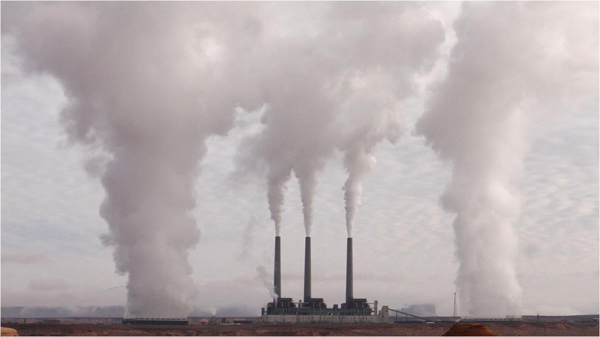 全球CO2排放量持續攀升 2018年增長2.7%