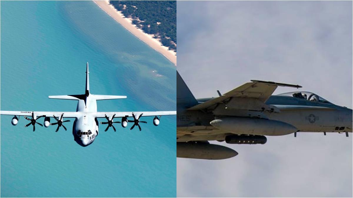 駐日美軍戰鬥機、運輸機「空中相撞」 1人獲救6失蹤