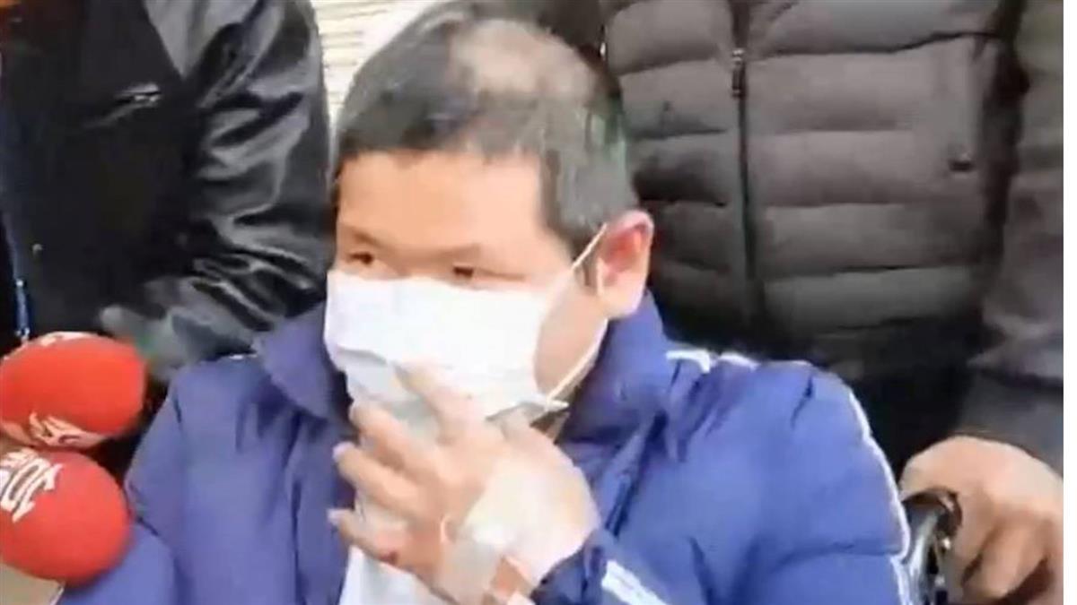 普悠瑪案應訊  尤振仲哭求媒體:不要再問我了