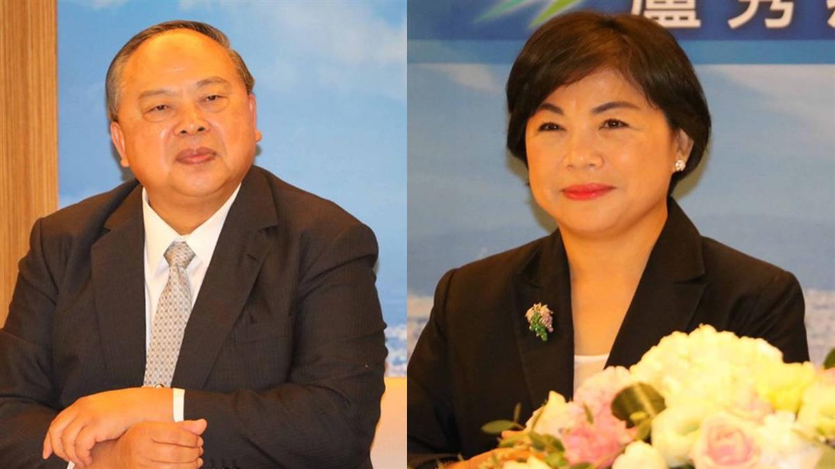 將出任中市副市長 楊瓊瓔與陳子敬有地緣關係