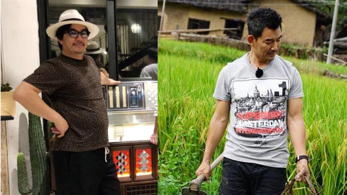 劇組解散!任賢齊為戲白增胖了26公斤