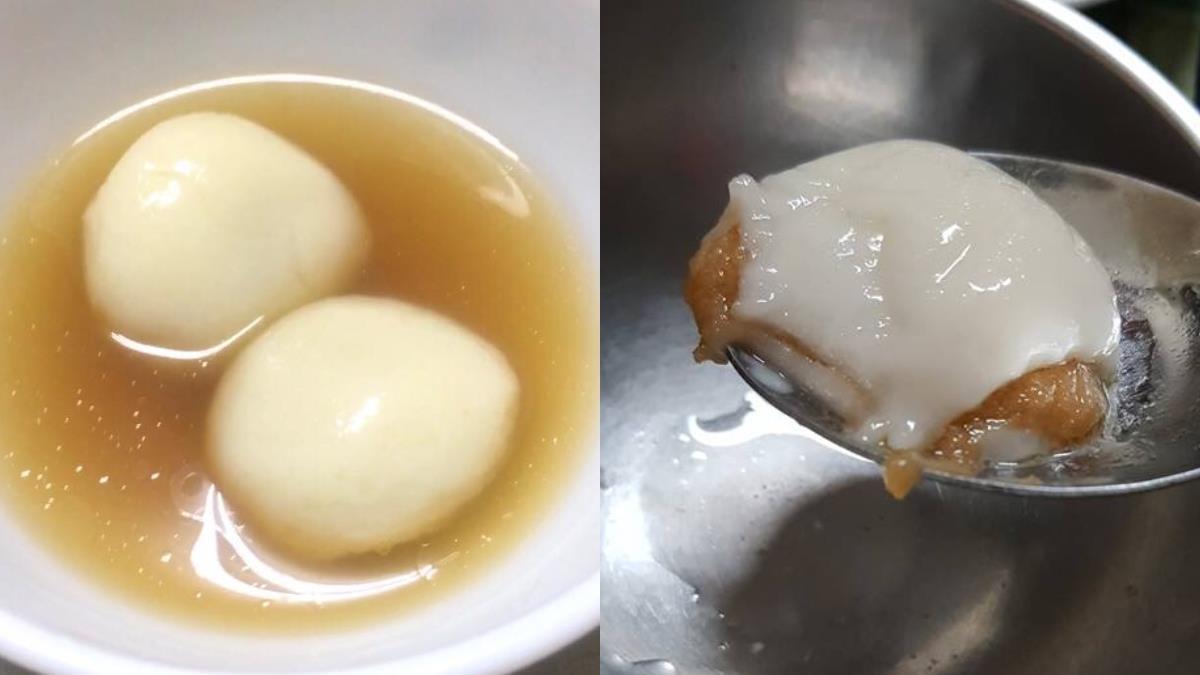 限量「奶茶湯圓」咬一口爆漿 網驚奇:真的有奶味!