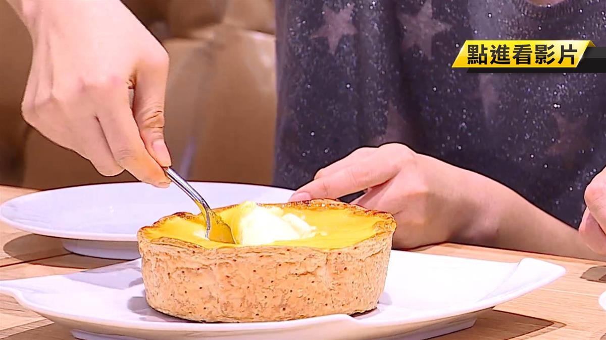 每7秒賣1個!大阪起司塔強勢回歸 甜點控手刀開吃