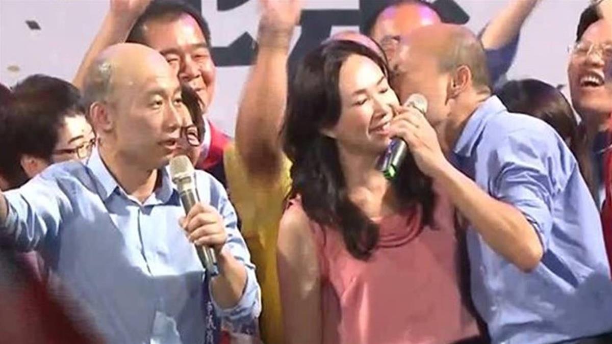 韓流「笑」果!郭子乾模仿韓催票 邀北中南市長看劇