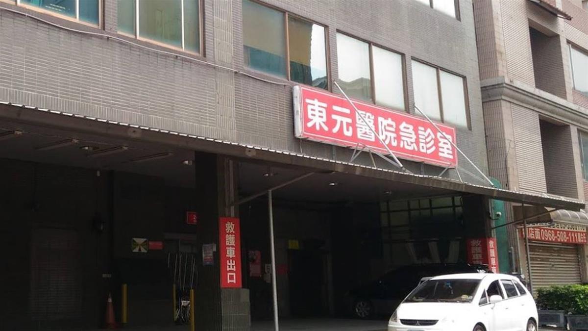 中山高2車碰撞1車翻覆 10歲童頭部受傷送醫