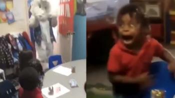 2歲女童被嚇到「臉變形」成網紅蘿莉 母崩潰怒告!