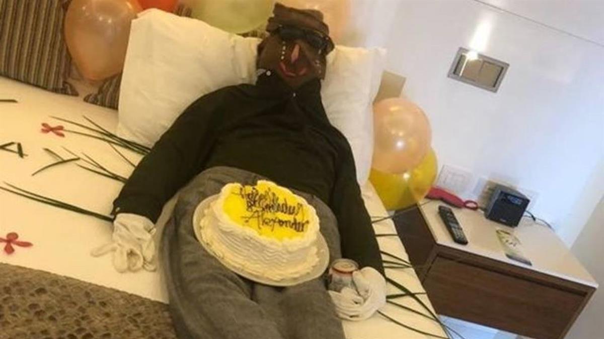 父母訂房悼念21歲亡兒 五星飯店床上擺「遺體」發毛
