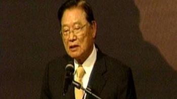海基會前董事長江丙坤出席晚宴 昏迷送醫急救