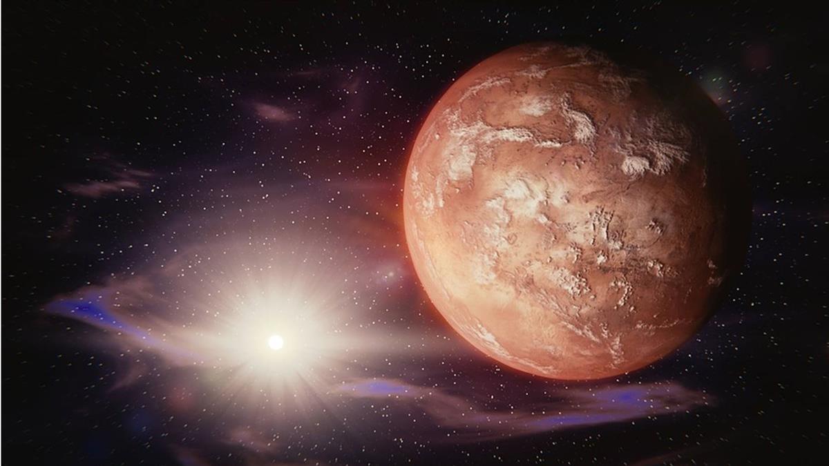 NASA洞察號探測器捕捉成功 人類首度聽見火星風聲