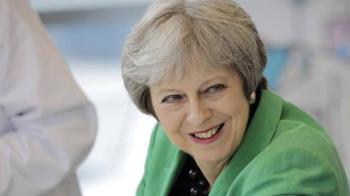 爭取更好脫歐條件 梅伊可能延後國會表決