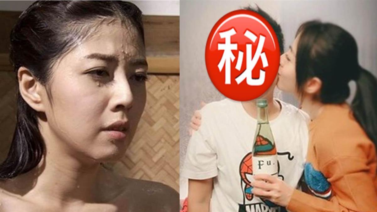 39歲韓瑜「接吻照」瘋傳! 終於甜蜜告白:有你我好幸福
