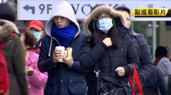 入冬最強冷空氣 周三至周五下探14度