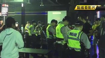 台中東協廣場 外籍移工糾紛持刀互砍2人受傷