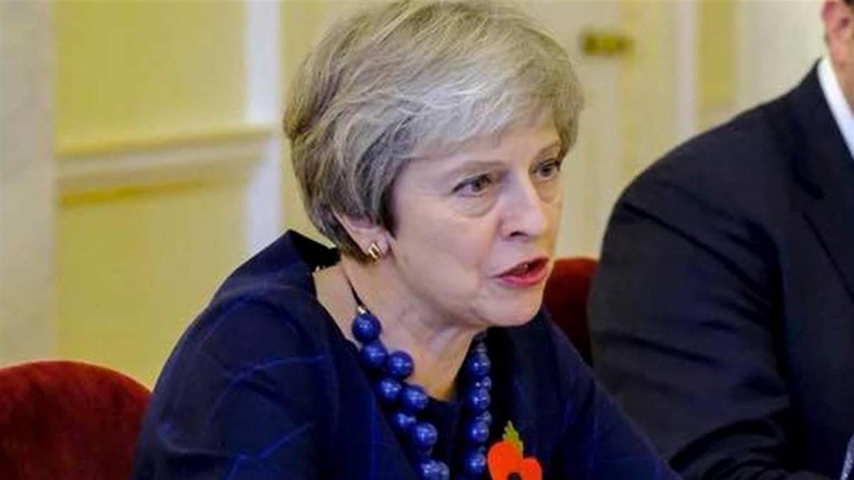 避免政治危機 梅伊證實延後表決脫歐協議