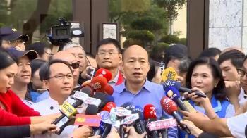 快訊/吳寶春「中國人」聲明遭批 韓國瑜:他只懂麵包不懂政治
