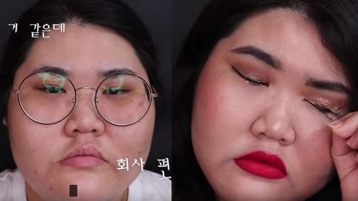 美妝網紅「素顏」曝光 秒遭酸民狠嗆:把妳殺了!