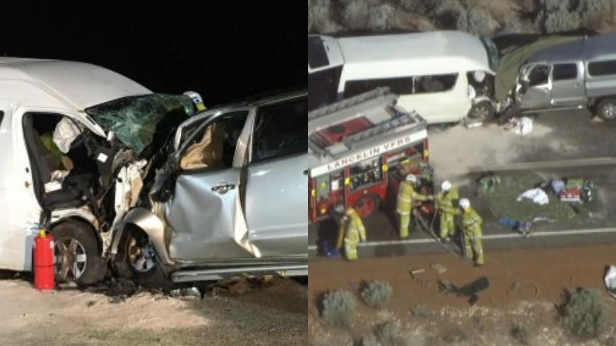 台灣遊客赴澳洲車禍對撞1死2傷 觀光局回應了…