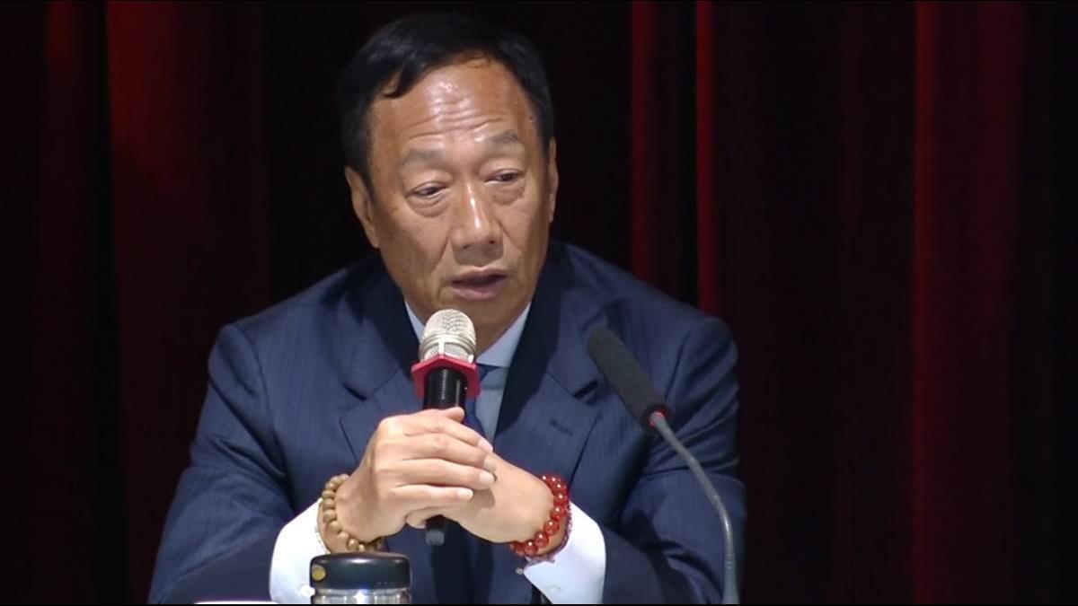 郭台銘增持自家股票2.7萬張 鴻海:個人理財
