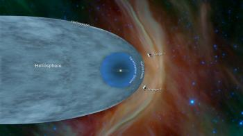 孤獨飛行41年!NASA證實「航海家2號」已飛離太陽圈