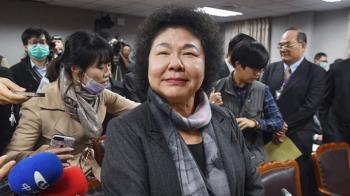 民進黨主席補選  陳菊:中生代應承擔更多責任
