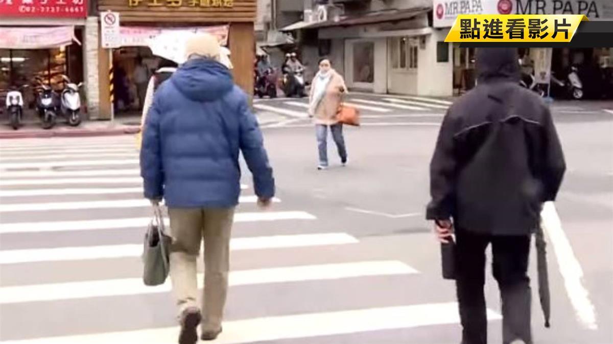 馬路如虎口!長者過馬路意外多 交部擬增綠燈通行秒數