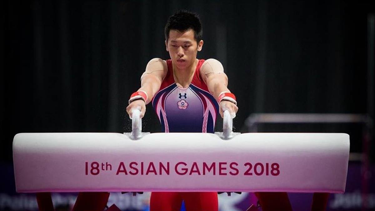 體育運動精英獎!「鞍馬王子」李智凱獲頒最佳男運動員