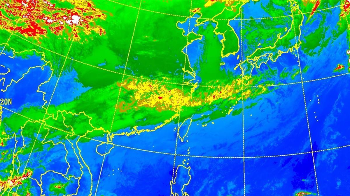 氣溫再狂降! 專家:入冬第一波「大陸冷氣團」下周到