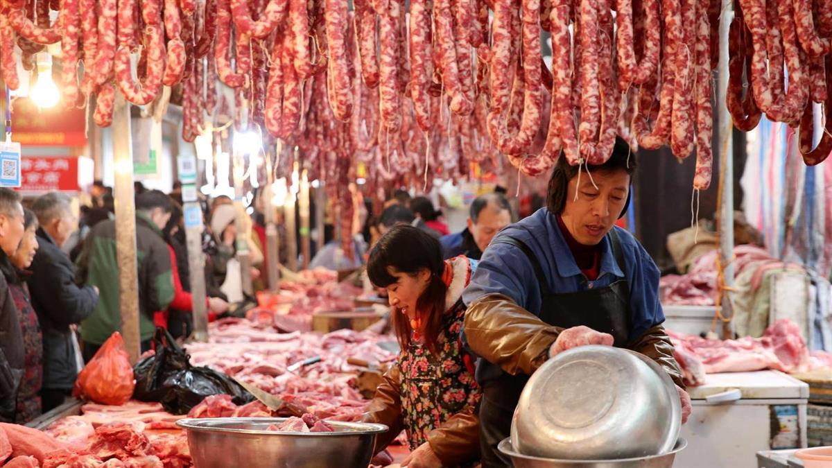 國家警報他害的!無良台人偷帶臘腸闖關檢出非洲豬瘟