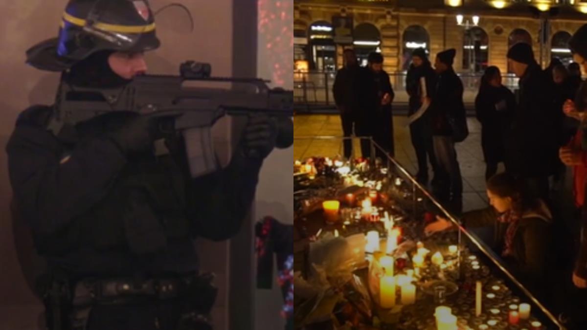 史特拉斯堡槍擊犯在逃 法動員700人搜捕