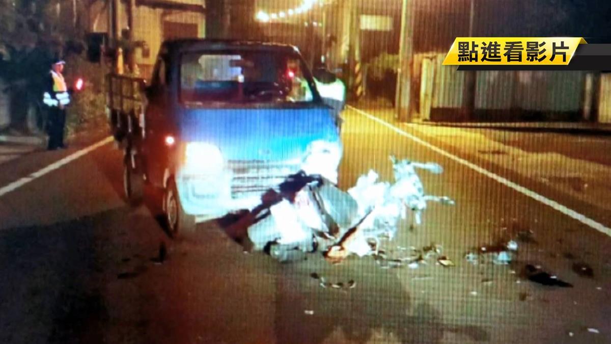 機車貨車對撞!18歲騎士身亡 家人淚求真相