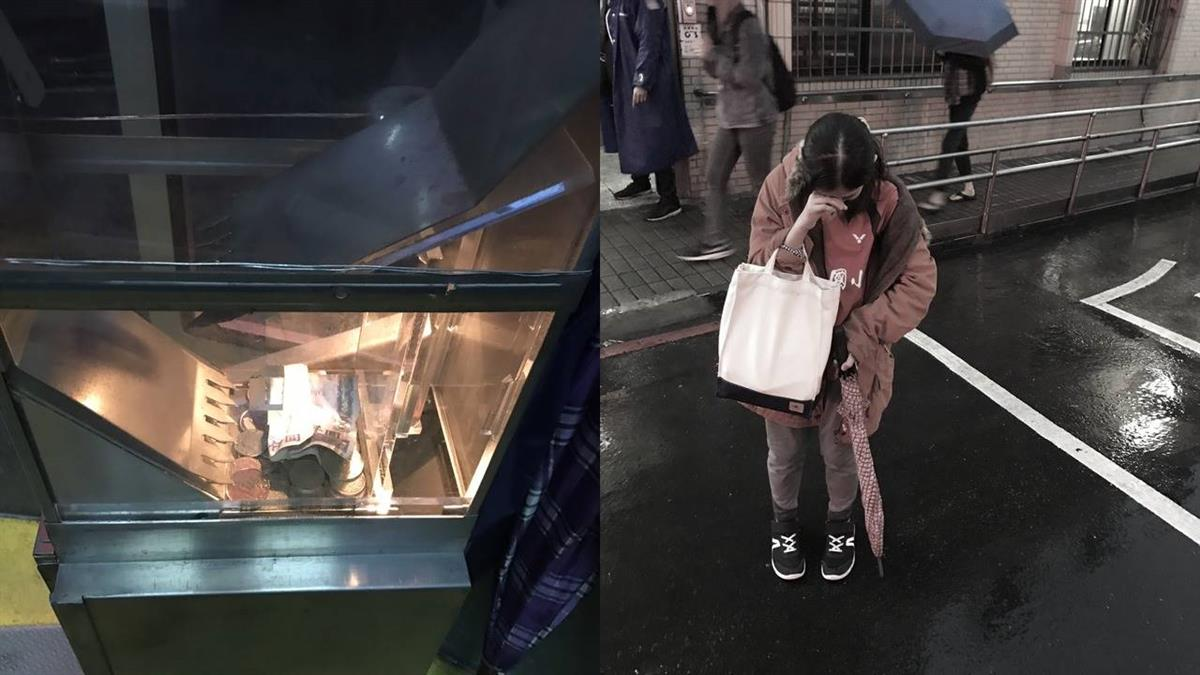 女童誤投千元嚇哭…公車司機代墊 暖舉被讚翻