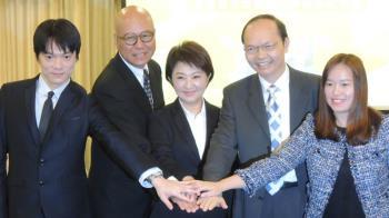 六都最年輕!盧秀燕公布5局處首長 26歲顏迺倫任秘書處長