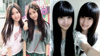 最美雙胞胎Sandy、Mandy長大了!清華大學申請函藏亮點
