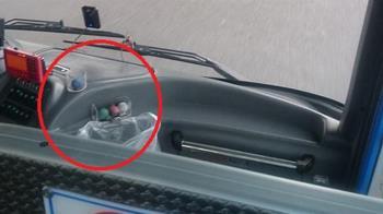 客運上驚見「4詭異小球」!老司機曝超專業用途 網跪了