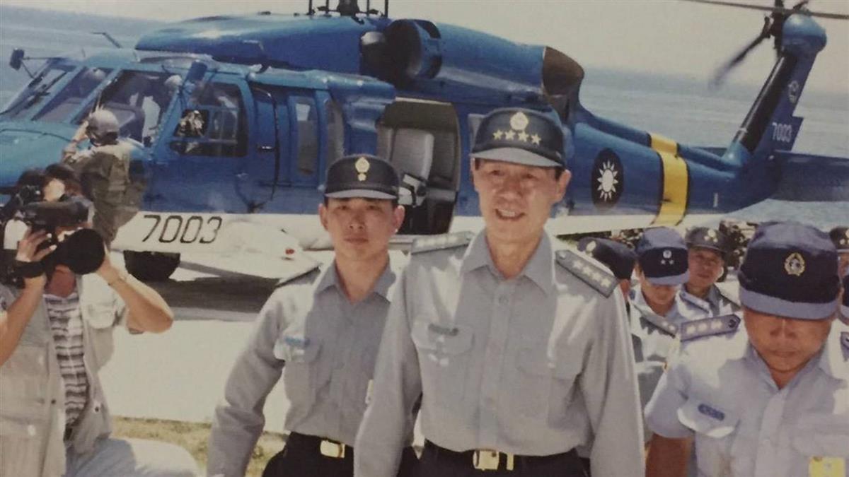 快訊/穩定台海危機立功! 前參謀總長羅本立逝世 享壽92歲