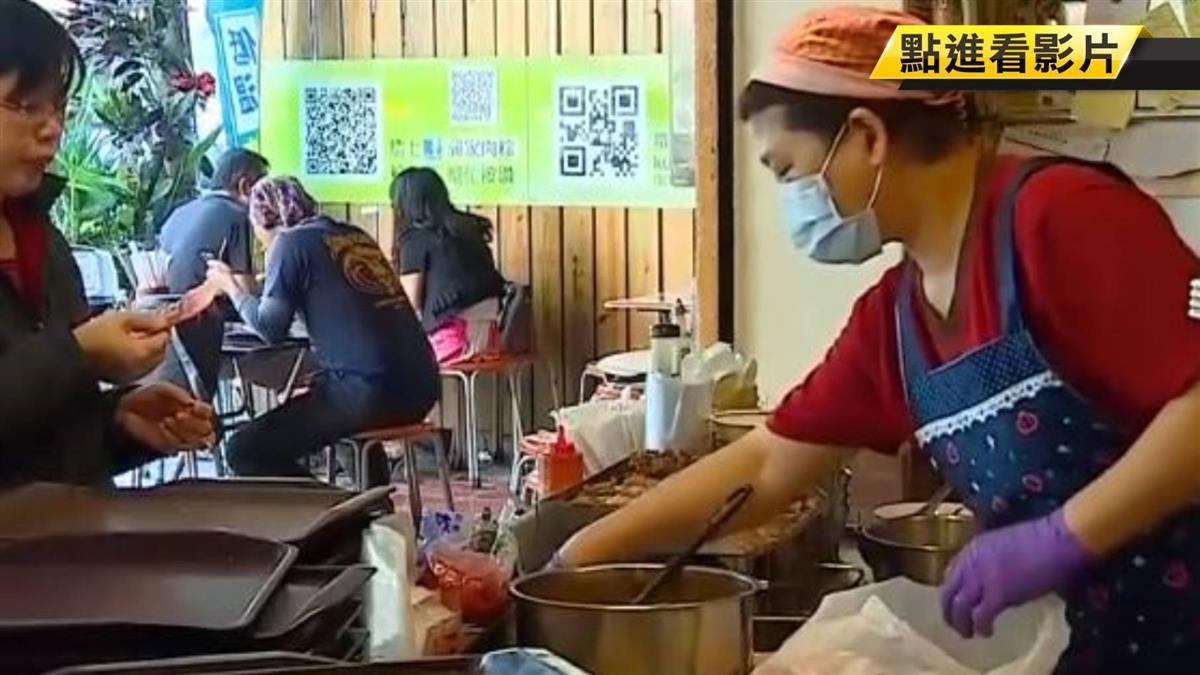 心疼邁粉!肉粽店遭韓粉圍剿 陳其邁現身給「愛的抱抱」