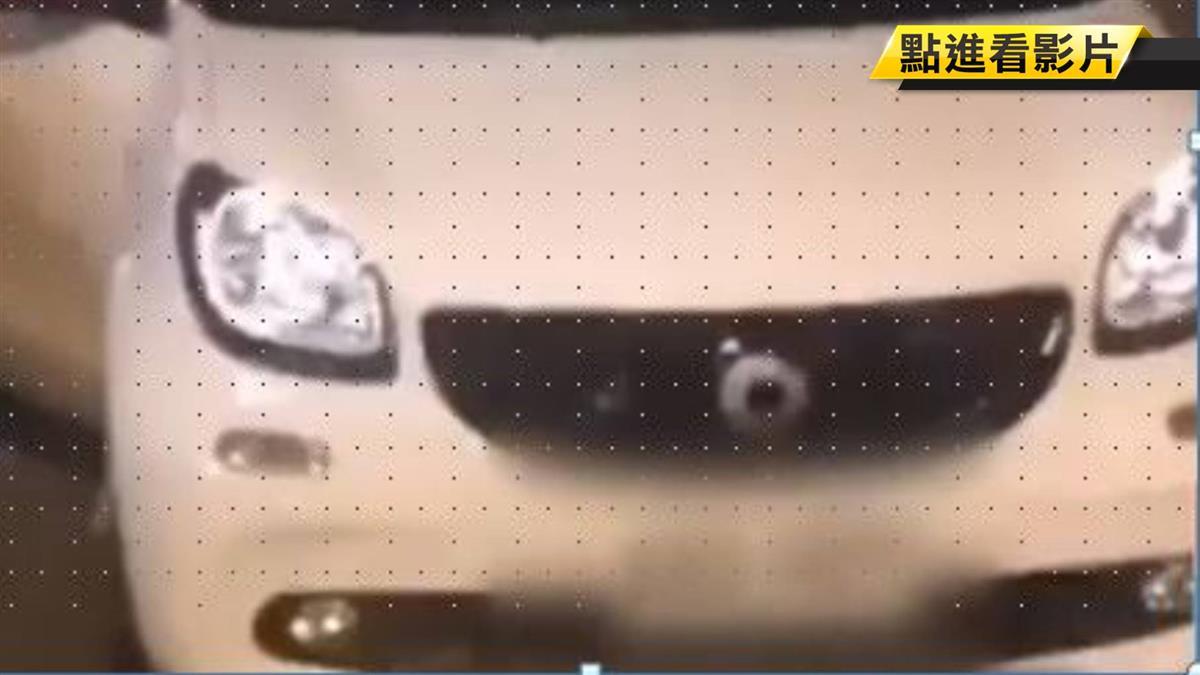 控「突開車門險害撞」騎士嗆違規 乘客:你警察嗎?