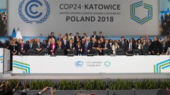 巴黎氣候協定施行細則達共識 企圖心仍嫌不足