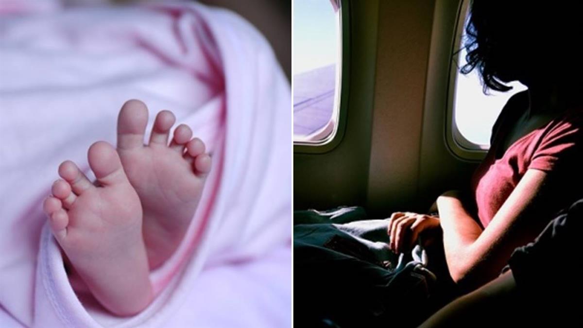 魔聲傳腦9小時!父母放任1歲嬰機上狂哭 乘客全崩潰